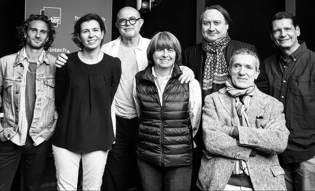 Louis Arène, Axelle Michelez, Christian Lacroix, Véronique Dolfus, Michel Fau, Jean-Luc André et Vincent Josse