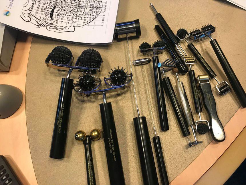Les outils pour le Dien Chan