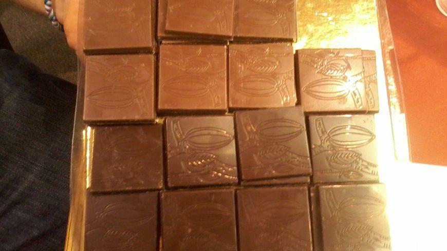 Chocolat Luc Dorin à Bordeaux