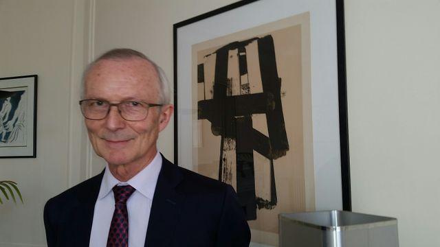 Patrick Baudouin, l'avocat de la FIDH,