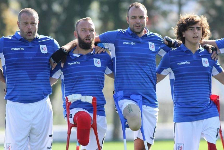L'équipe de France amputés avait atteint les 1/8 de finale lors de la dernière coupe du monde