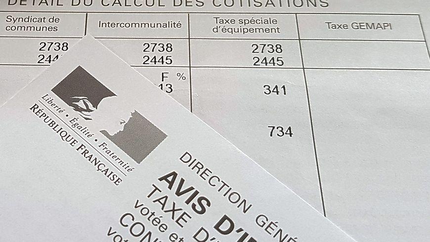 Taxe d'habitation (photo d'illustration)