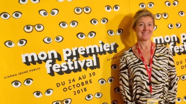 Véronique Boursier, déléguée générale de Mon Premier Festival