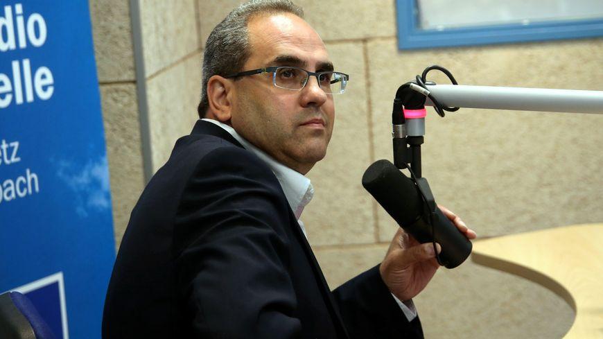 Brahim Hammouche, député de Moselle