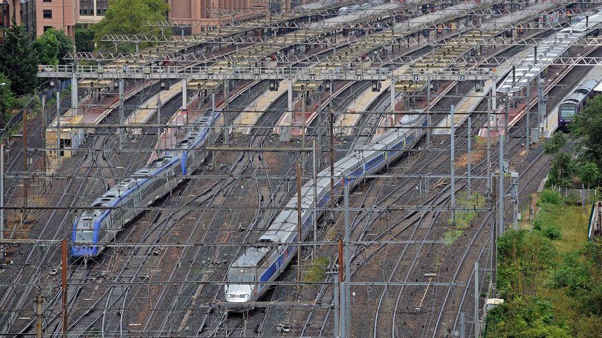 La gare de Lyon Part-Dieu va se doter d'une 12e voie afin de réduire les retards.