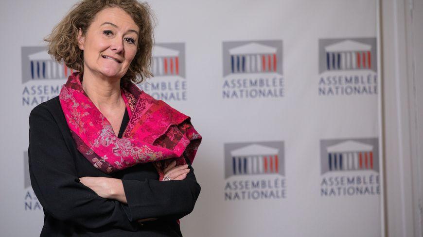 La députée UDI Sophie Auconie
