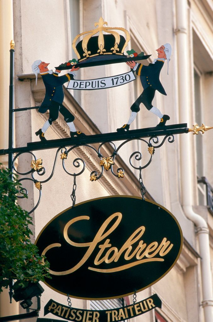 Stohrer, Paris