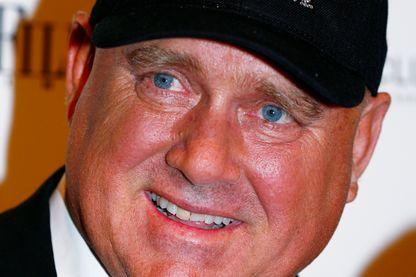 Le patron de maisons closes au Nevada Dennis Hof (27/04/2008)