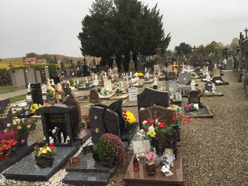 Le cimetière de Guebwiller et ses 4.200 tombes
