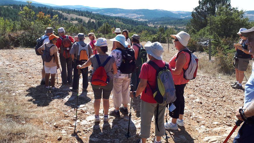 La randonnée pédestre est prescrite pour la réadaptation à l'effort des personnes fragiles et malades