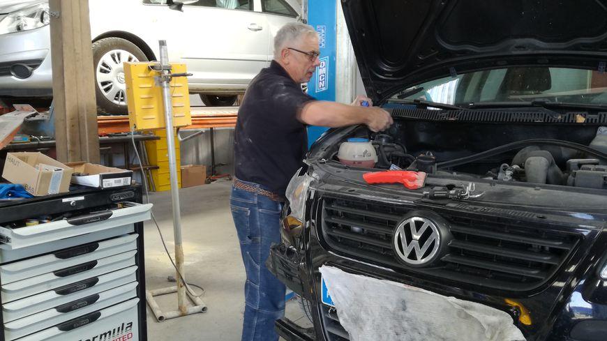 Le garage solidaire a ouvert début octobre à Saint-Jean d'Angély.