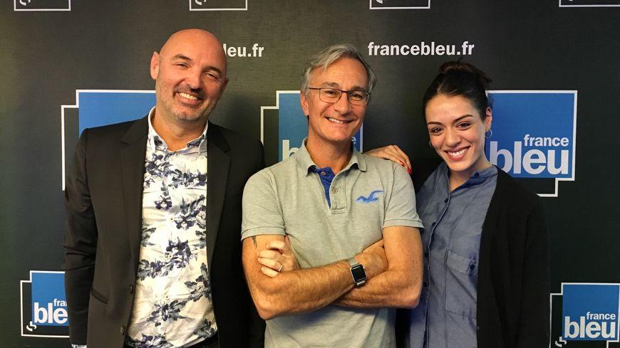 Éric Loustau-Carrère et Sofia Essaïdi