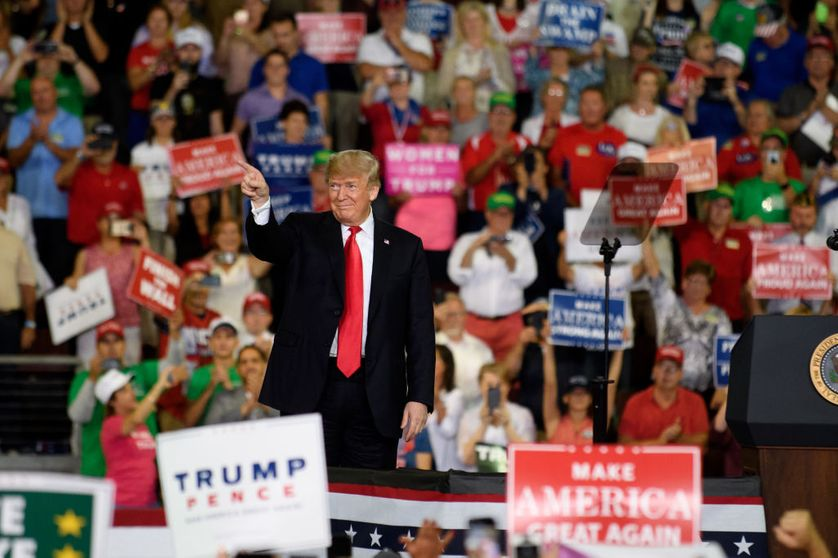 Sur qui Trump peut-il encore compter ?