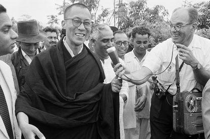 Le 14 ième Dalaï Lama en exil en Inde