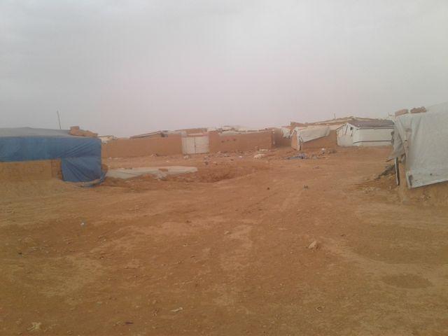 Le camp de Rukban est un no man's land humanitaire.