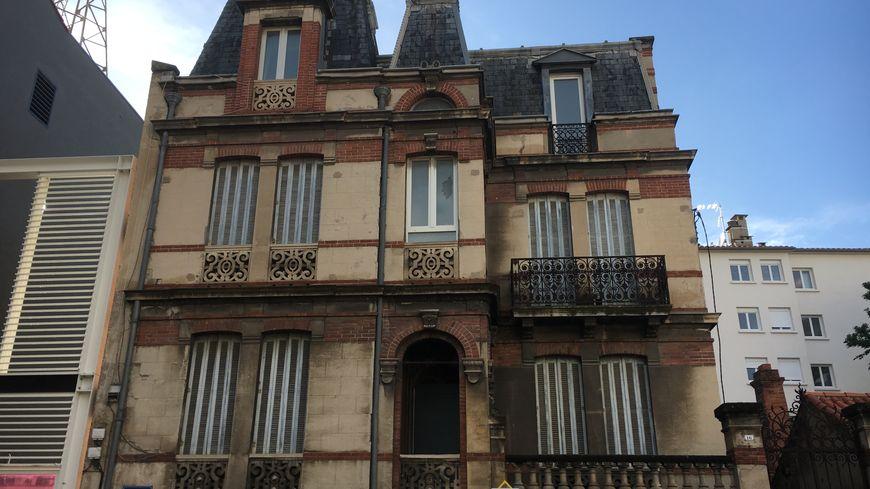 La maison Combes-Jacomet