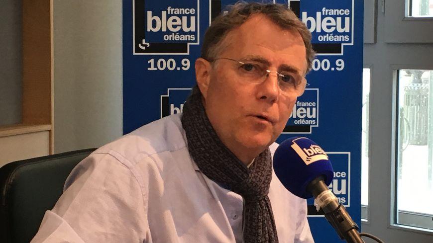 """""""Je suis fier d'avoir été maire d'Orléans, mais je ne suis pas fier du député que j'ai été"""" - Serge Grouard"""