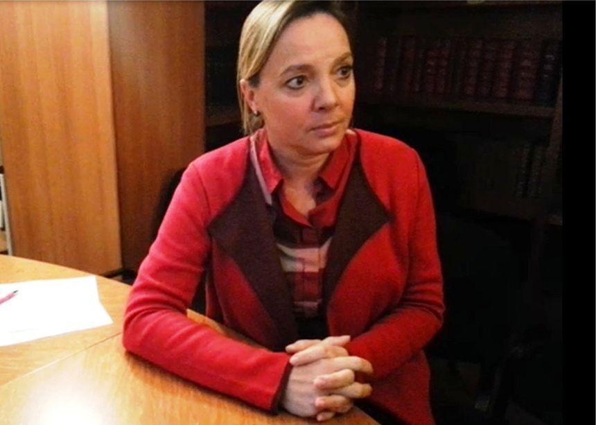 Cécile Gensac, la procureur de la république de Pau