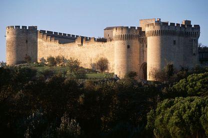 Fort Saint-André à Villeneuve-les-Avignon