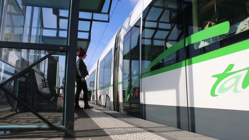 Une femme a été agressée sur le quai d'une station de tramway à Nantes