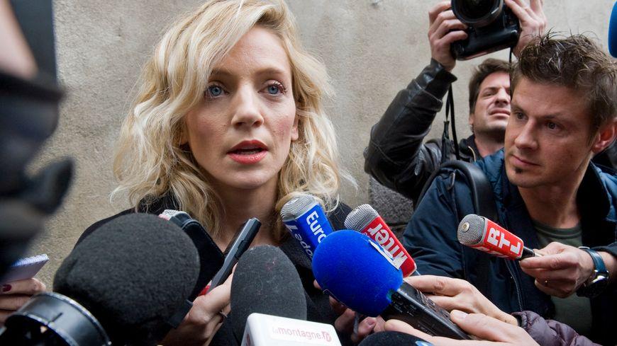 Maître Marie Grimaud attend que la mère de Séréna s'exprime au procès sur le lien qu'elle a eu avec sa fillette