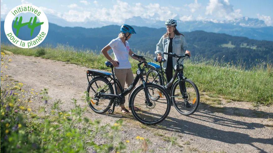 Ce sont à 98% des femmes qui ont loué ces vélos électriques
