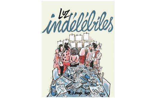 """""""Indélébiles"""" de Luz (Futuropolis)"""