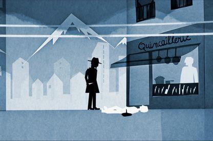 Le documentaire d'Agnès Pizzini donne la parole à tous les protagonistes de cette affaire et illustre certaines scènes par du dessin d'animation.