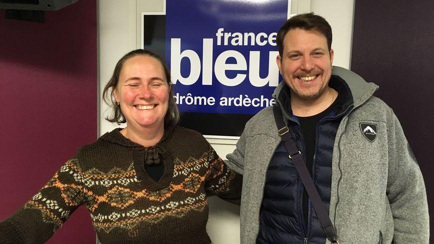 Françoise Santucci & Christophe Beucher