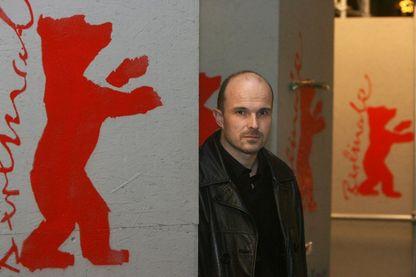Olivier Meyrou, réalisateur de documentaires françaisn à la Berlinale (2007)
