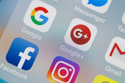 Google, Facebook et Apple... les trois plus gros géants du web !