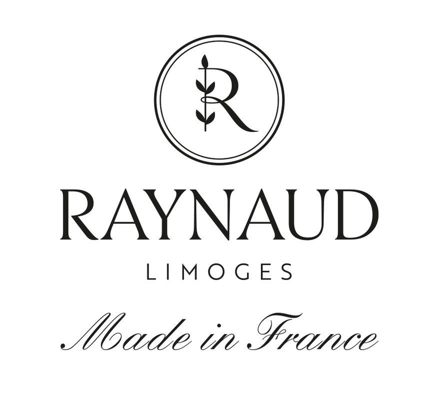 Le logo du porcelainier Raynaud