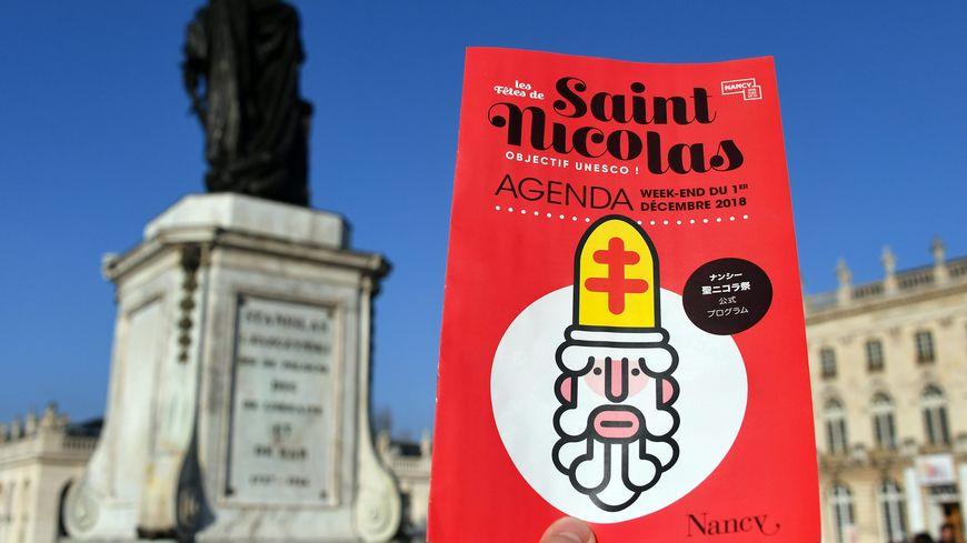 Les fêtes de la Saint Nicolas à Nancy insc rites à l'inventaire du patrimoine Culturel et Immatériel