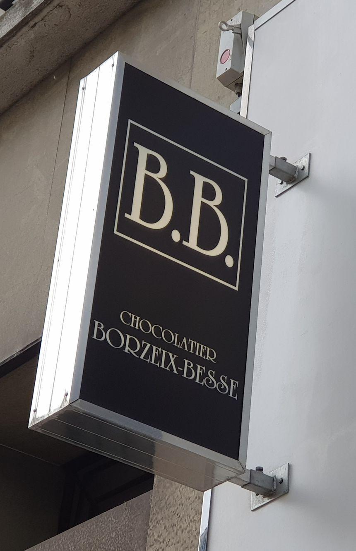 BB... Comme Borzeix-Besse ; une enseigne désormais connue en Corrèze et en Haute-Vienne