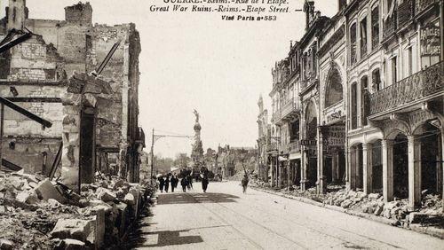 Épisode 2 : 1918-1924 : Reims, ville martyre