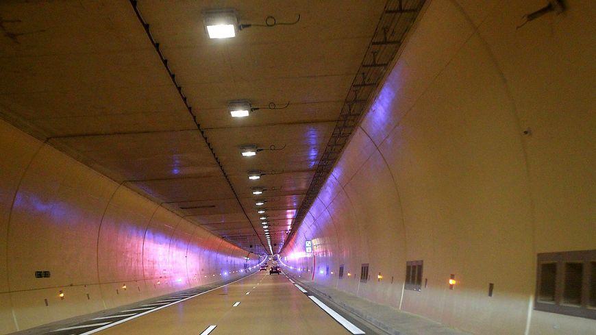 Le tunnel de Toulon est fermé dans les deux sens