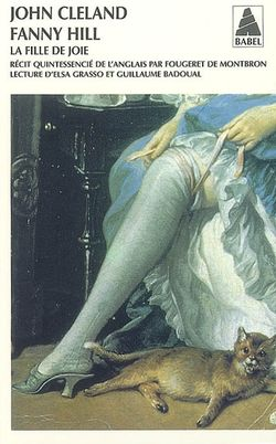Fanny Hill. La fille de joie