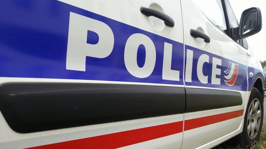 Illustration - logo de la police
