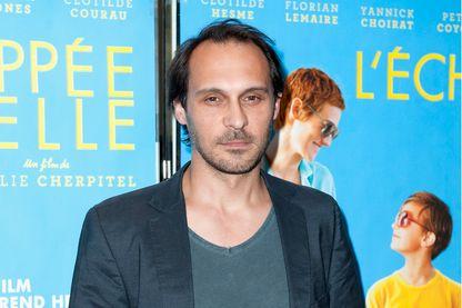 L'acteur Yannick Choirat à paris le 16 juin 2015.