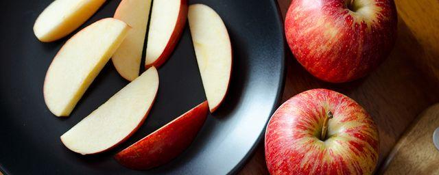 Quartiers de pommes