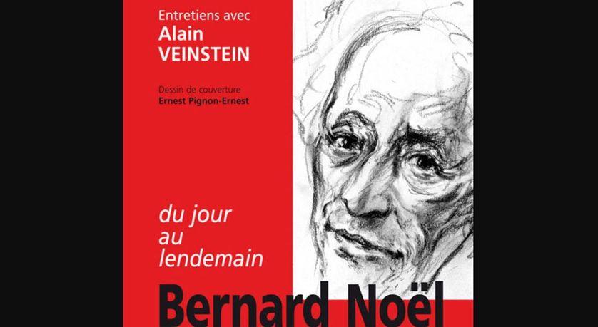 """Bernard Noël : """"Les Plumes d'Éros est une tranche d'œuvres et une tranche de vie qui coupe à travers toute la vie"""""""