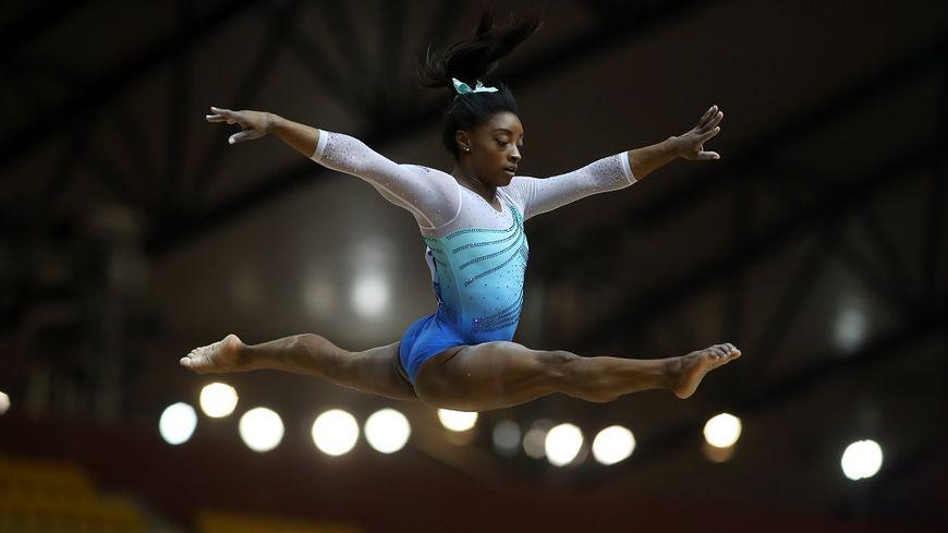 Simone Biles inscrit son nom dans la légende de la gymnastique artistique.