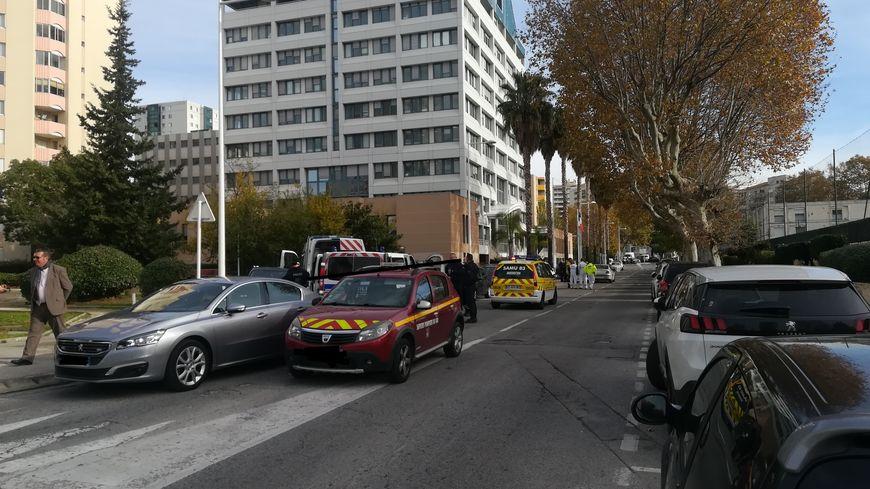 Un dispositif de sécurité a été mis en place autour du siège de la métropole TPM