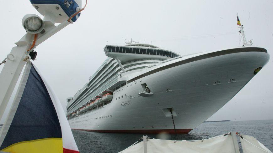 L'Azura avait été épinglé le 29 mars dernier lors d'une escale à Marseille.