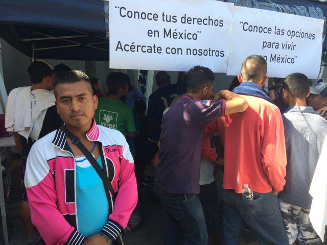 Les autorités mexicaines ont reçu plus de 3200 demandes d'asile de la part de réfugiés centraméricains