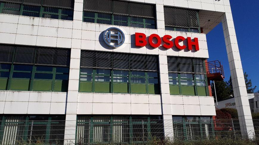 L'usine Bosch d'Onet-le-Château , premier employeur industriel de l'Aveyron