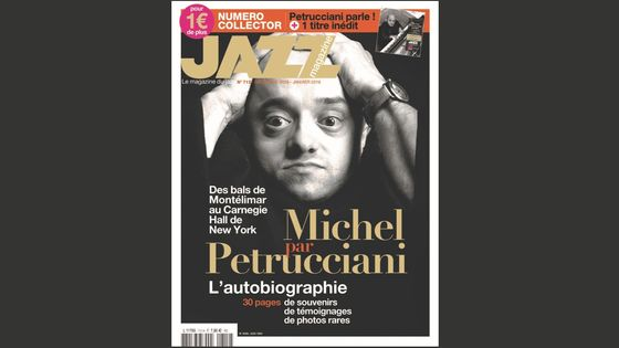 Jazz Magazine décembre 2018/janvier 2019