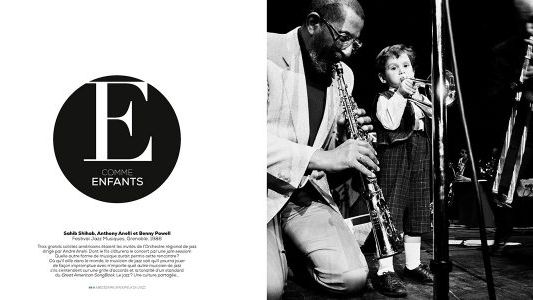 Abécédaire amoureux du jazz : E comme Enfants
