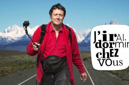 """Antoine de Maximy, maître de l'émission-documentaire de voyage depuis 2009 avec """"J'irai dormir chez vous"""" sur France 5"""