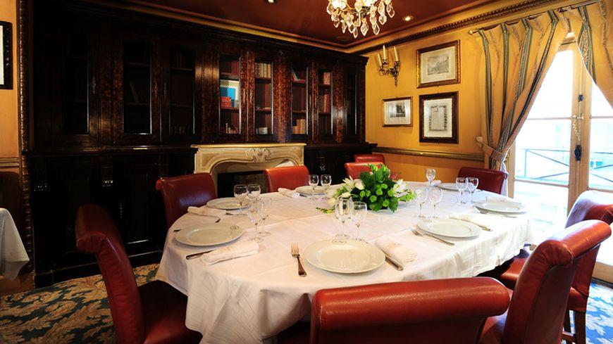 Le Procope, restaurant à Paris